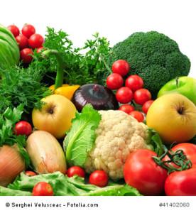 Gesundes Obst und Gemüse aus Deutschland (fast) ohne Pestizide