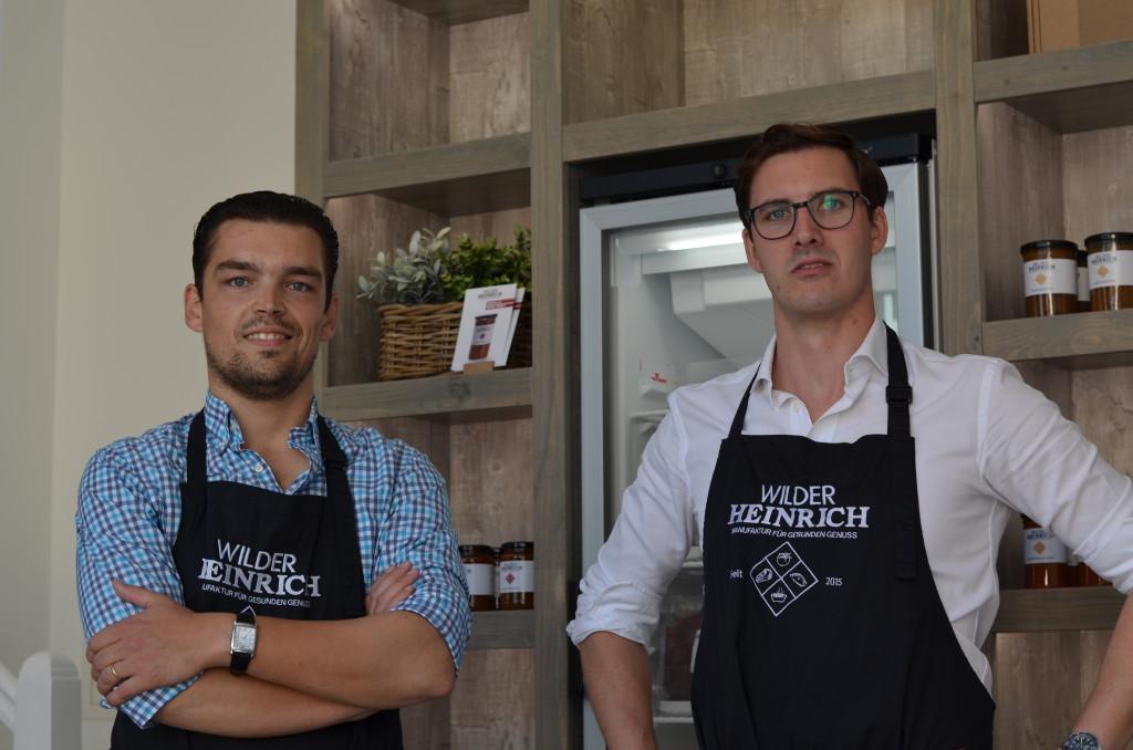 Wilder Heinrich – der Hofladen 2.0
