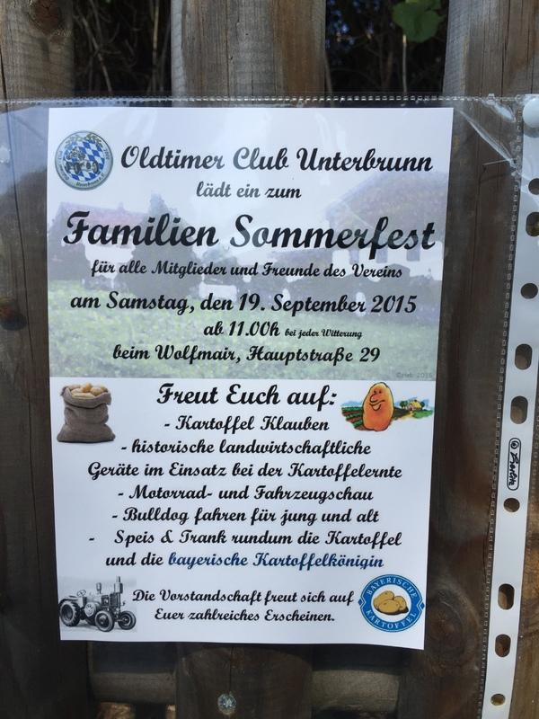 Familien Sommerfest 2015