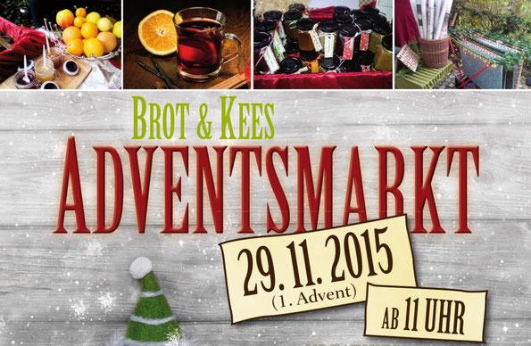 Brot & Kees Adventsmarkt