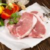 Schweinefleisch im Konrad Sedlmeier Direktvermarktung in Kipfenberg
