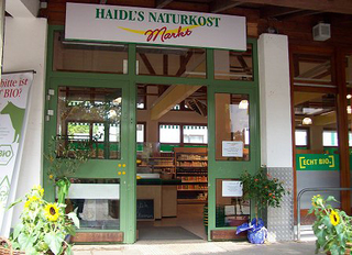 Haidls Naturkost in Pöcking