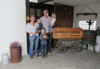 Hofladen Hartmann Brandau in Modautal