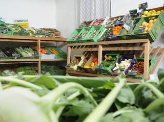 Gahr biologischer Gartenbau und Naturkost in Kitzingen