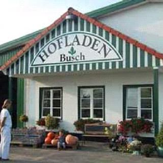 Hofladen Busch in Blomesche Wildnis