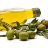 Olivenöl im Naturkust Nußschale in Vierlinden