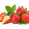 Erdbeeren im Holzapfel Naturkost in Gütersloh