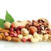 Nüsse im Naturkust Nußschale in Vierlinden