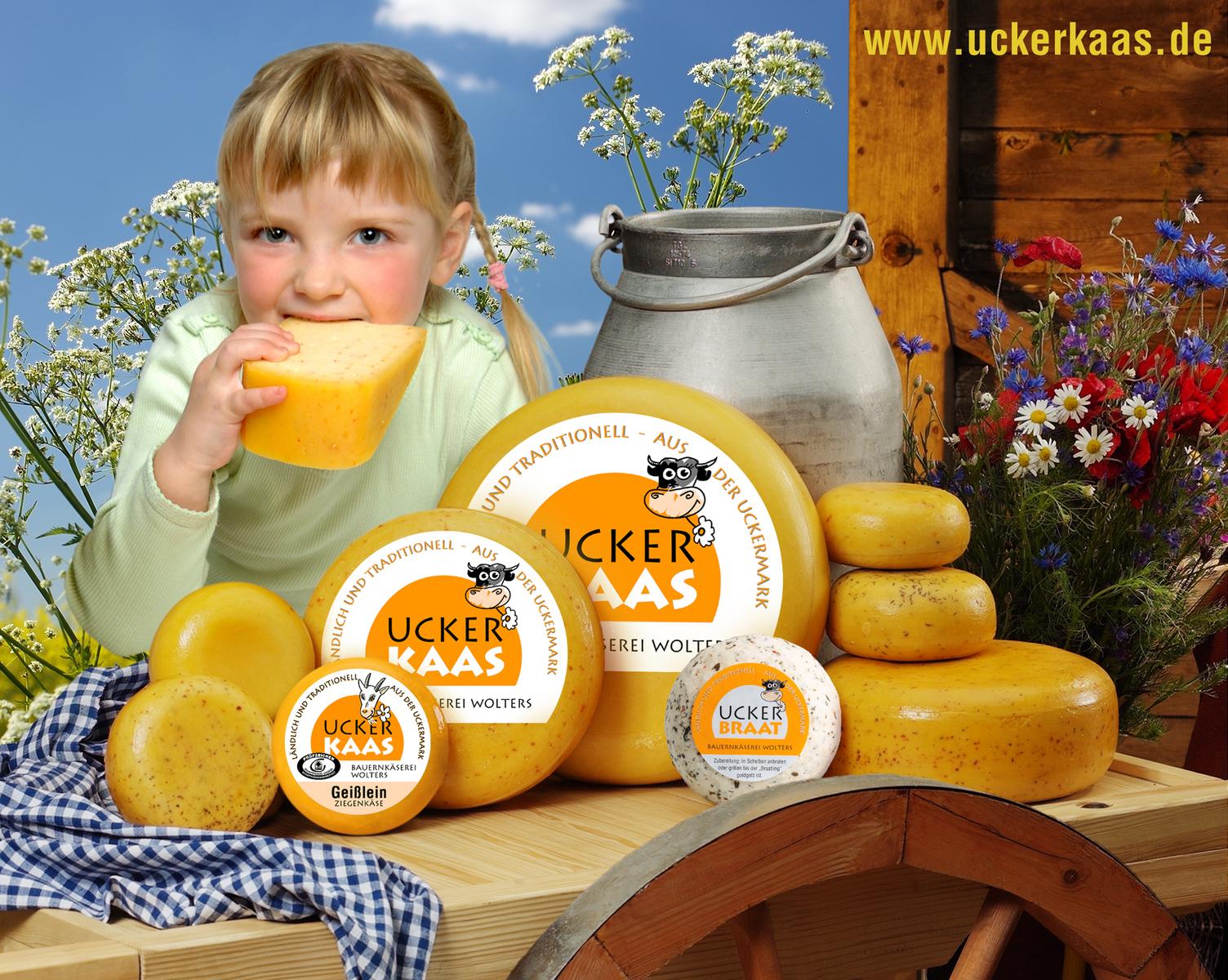 Uckerkaas - Bauernkäserei Wolters