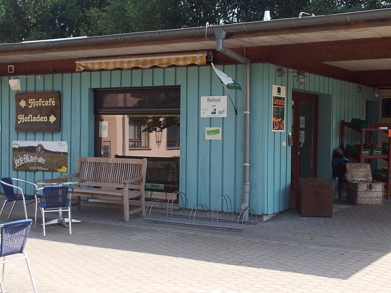 Klostergut Dibbesdorf Bioland Hofladen Bauernladen In