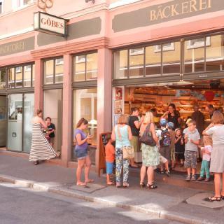 Bäckerei Göbes in Heidelberg