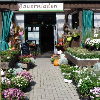 Familie Fonk Bauernladen und Rollrasen in Rheinberg-BOrth