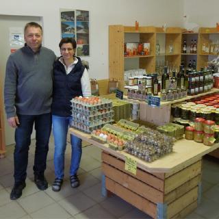 Hofladen Kasch in Mähringen