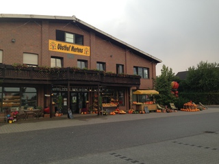 Obsthof Mertens in Willich