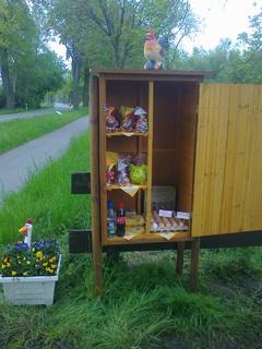 Erzeugnisse direkt vom Hof Sterner/ Boshammer in Ovelgönne