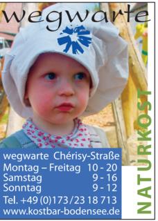 Wegwarte Naturkost / SET GmbH in Konstanz