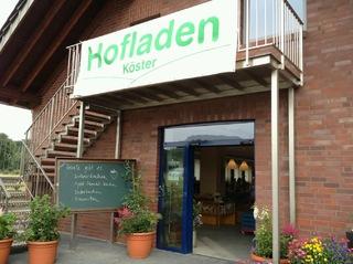 Köstershof - Hofladen Köster in Oberhausen - Schmachtendorf